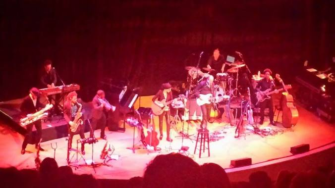Melody Gardot at The Town Hall NYC
