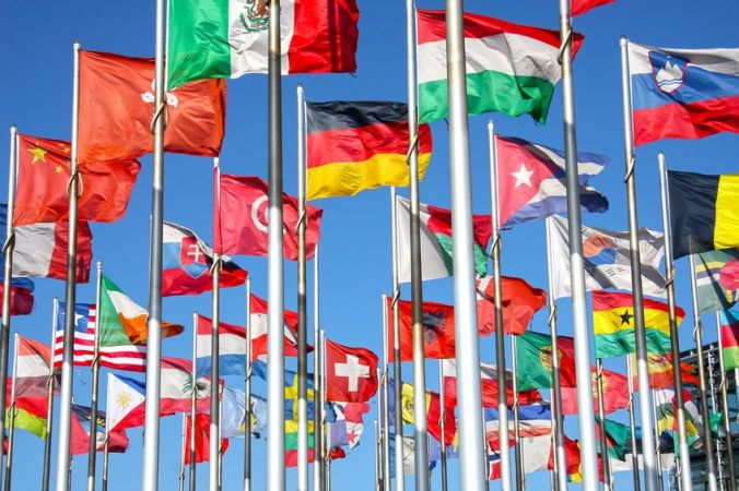 flags of the world : Marcel Schauer