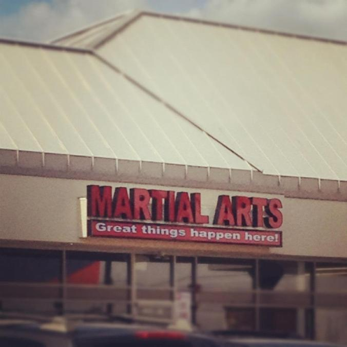 RWMAF Martial Arts Great Things Happen Here