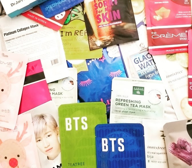 sheet mask heaven